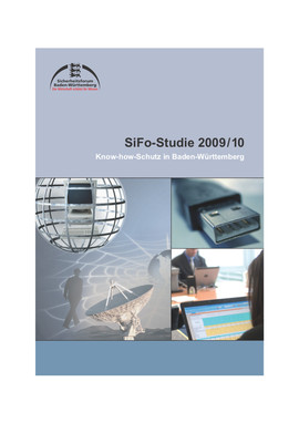 Si Fo-Studie-Know-how-Schutz-in-BW Broschuere
