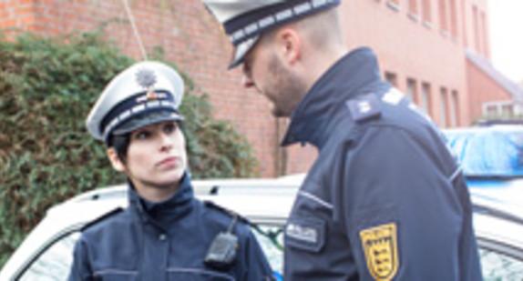 Dating-Ort, um Polizisten zu treffen